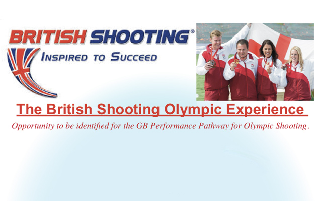 british shooting olympic experience