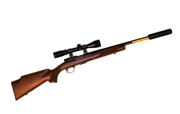 t-bolt rifle