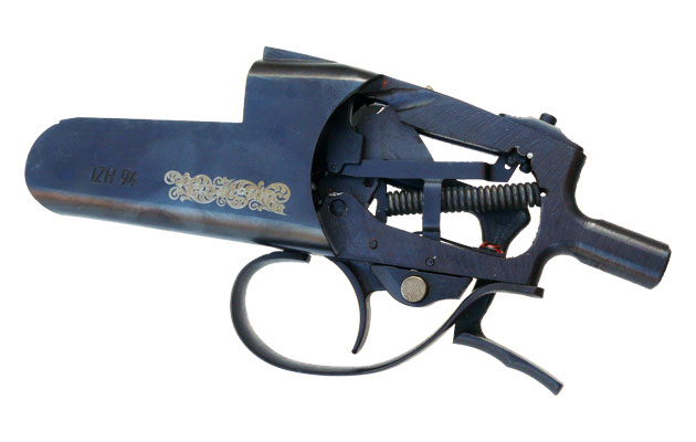 Baikal Scout combination gun review - Shooting UK