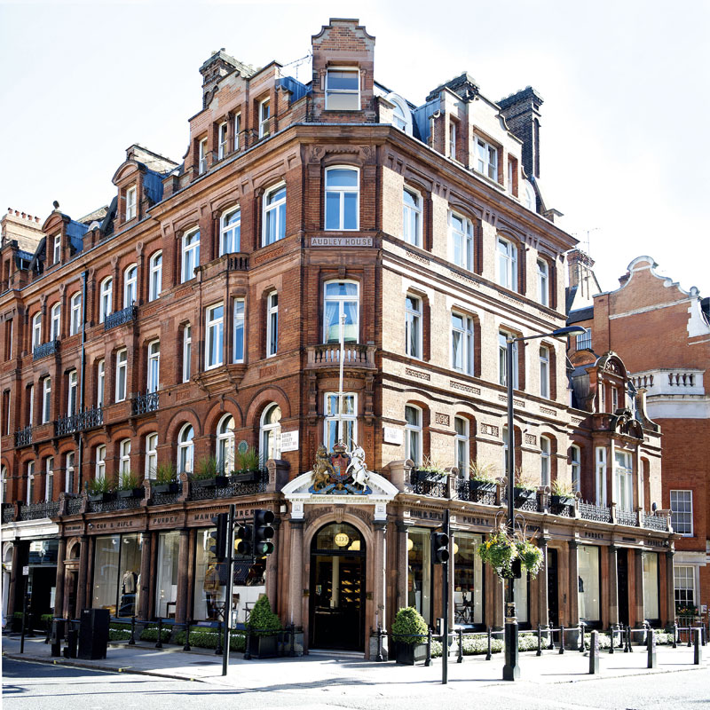 Mayfair: The Ultimate Shopping Destination For Game Shots