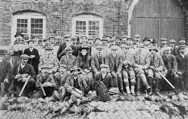 1906 bag - Sydenham