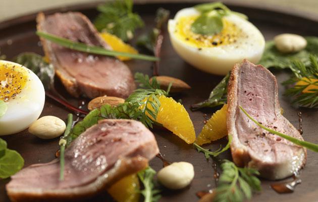 orange and duck recipe