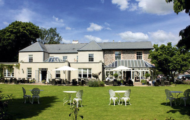 Hartnoll Hotel review