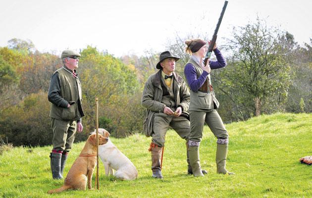 Knoll Shoot Somerset