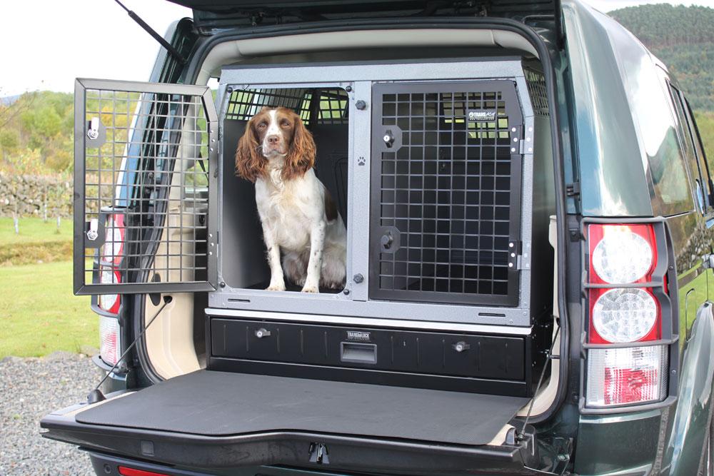 Gun Dog Crate Training