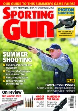 Sporting Gun cover