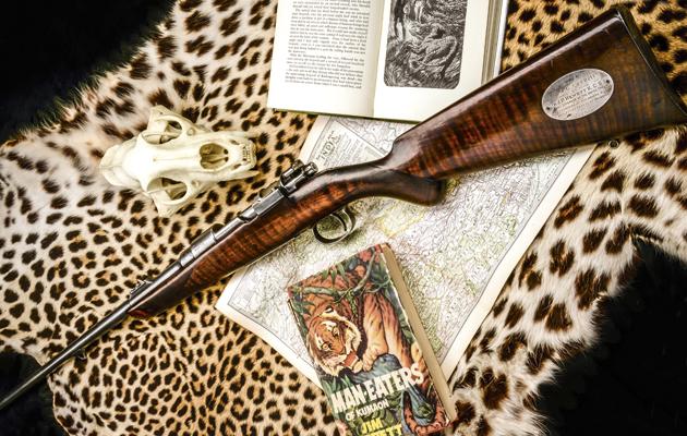 Jim Corbett's rifle