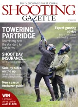 Shooting Gazette cover