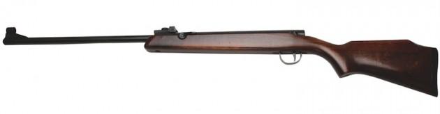 Webley Osprey air rifle review