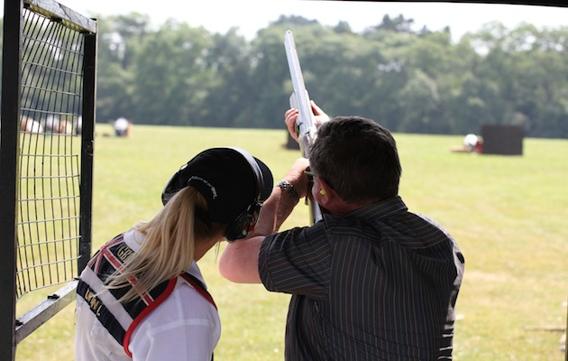 clayshooting lessons
