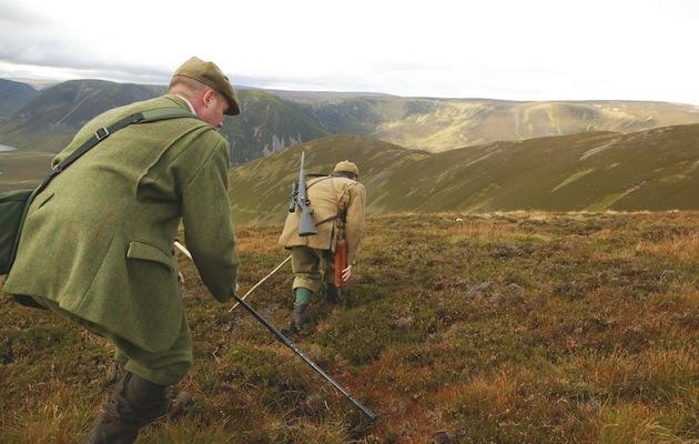 Scottish Land Reform Bill affects stalking
