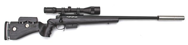 Nimrod GRS rifle