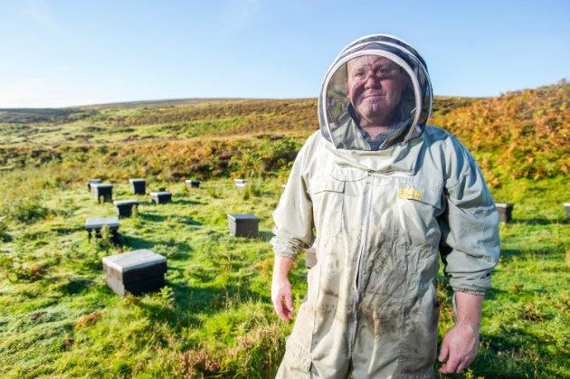 Honeybee keeper