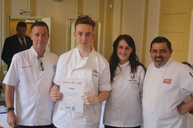 Game to Eat Student Chef of the Year