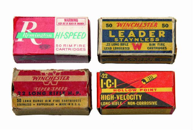 classic rifle ammunition