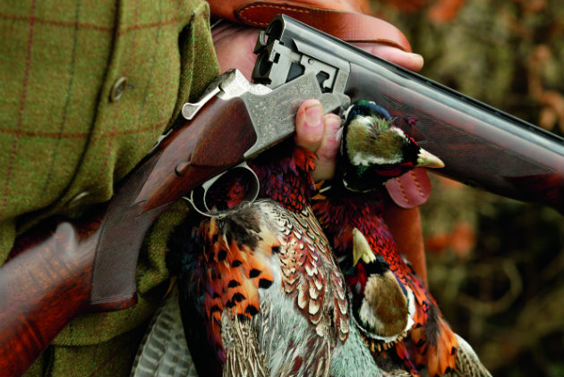 how to shoot sporting clays with both eyes open
