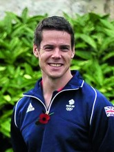 Olympic shooting team Tim Kneale TeamGB announcement of shooting athletes for Rio 2016 Olympics. Bisham Abbey. Marlow. Buckinghamshire. England. UK. 10/11/2015. MANDATORY Credit Garry Bowden/SIPPA - NO UNAUTHORISED USE - 07837 394578