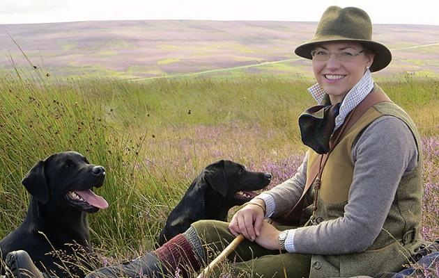 Amy Bates gundog writer