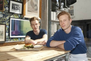Will and Calum Thompson of Eat Wild