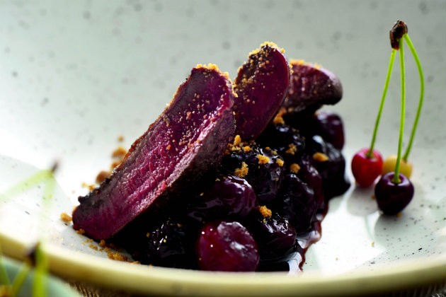 easy woodpigeon recipe
