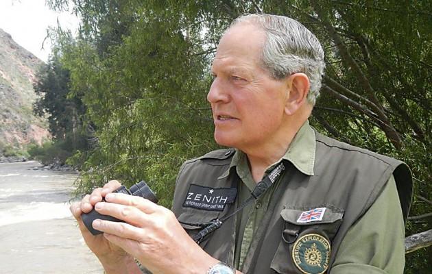 Col. John Blashford-Snell