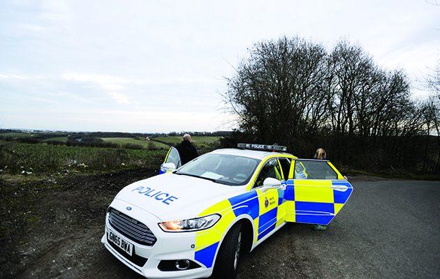 Policing rural crime