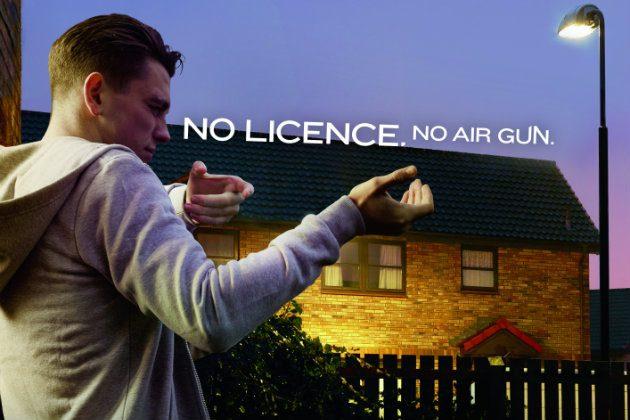Scottish air gun licensing