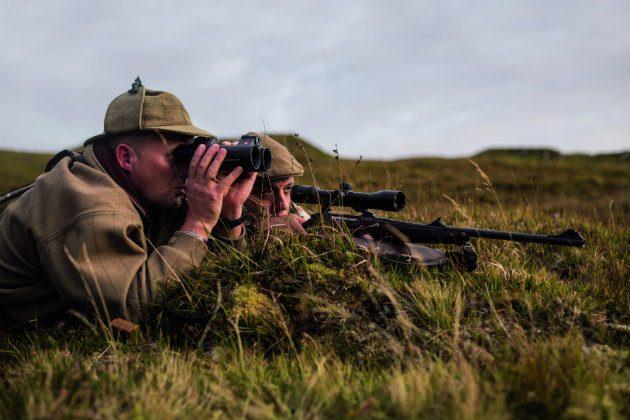 deerstalking in Scotland