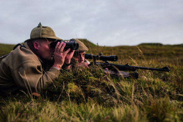 dc923db7625f2 Deer stalking - where to go, the equipment you'll need and how to ...