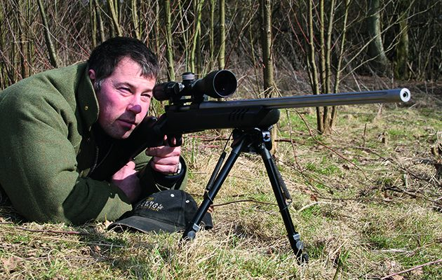 Back to basics with an airgun