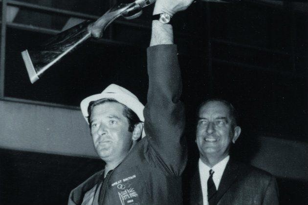 Bob Braithwaite Olympic shooter