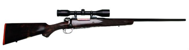 Jeffery .275 sporting rifle