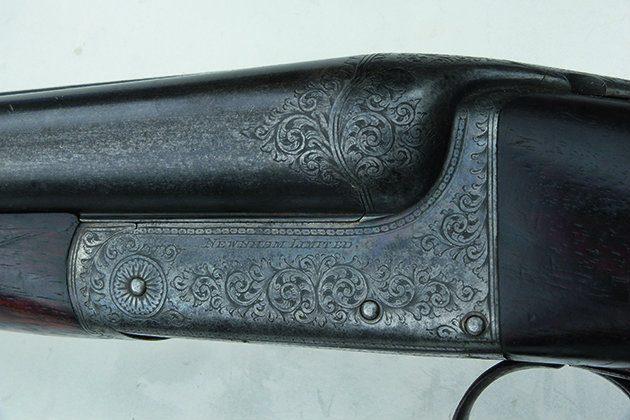 double trigger 12-bore