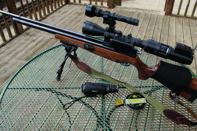 Controlling Rabbits With Firearms Certificated Air Rifles Fac Shooting Uk