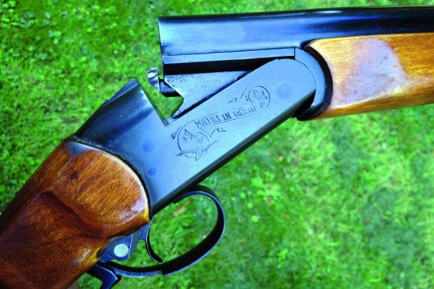 My first gun - a Baikal single-barrel 12-bore - Shooting UK