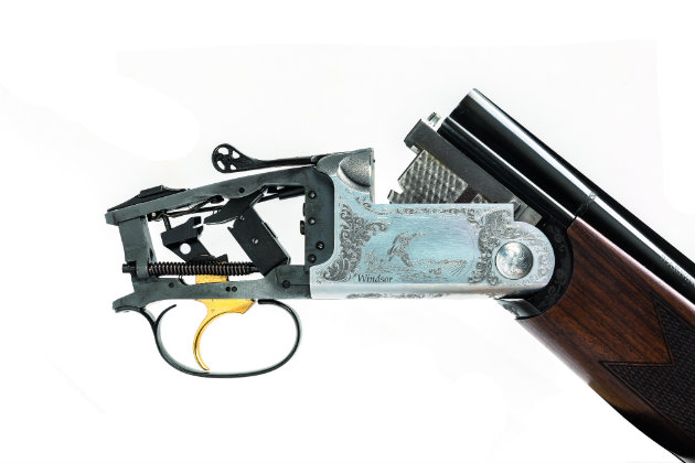 Cogswell & Harrison Windsor Game Gun