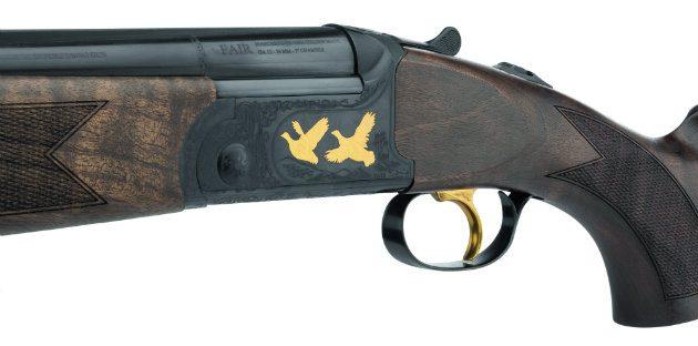 Lincoln Vogue 20-bore game gun