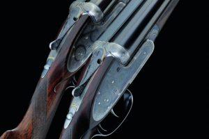 pair of Purdeys heirloom shotgun