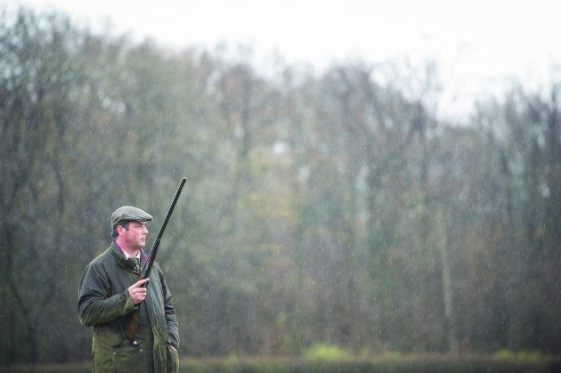 Man experiencing gameshooting problems