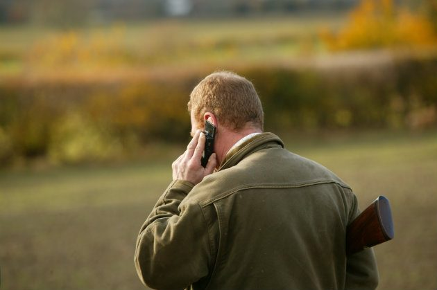 Mobile phones in the field