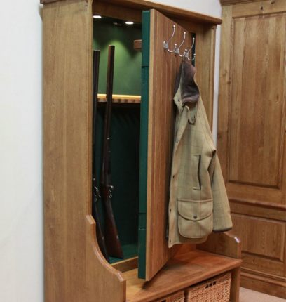 Keeping Shotguns Do I Have To Store Them At My Home Address