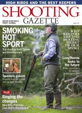 Shooting Gazette cover