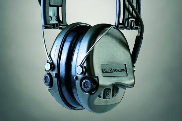 Sordin Pro X Electronic Earmuffs