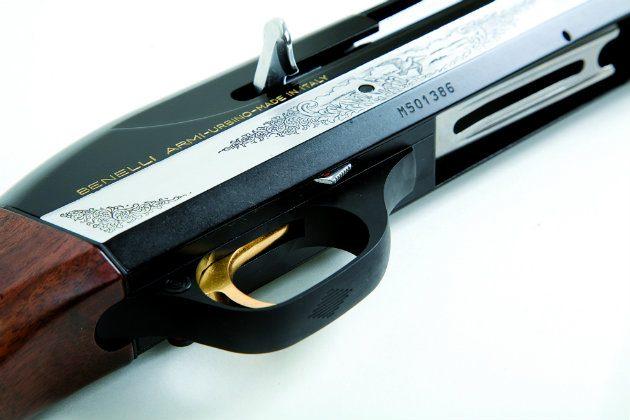 Benelli Montefeltro bolt lock
