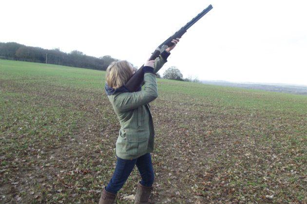 Female Gun
