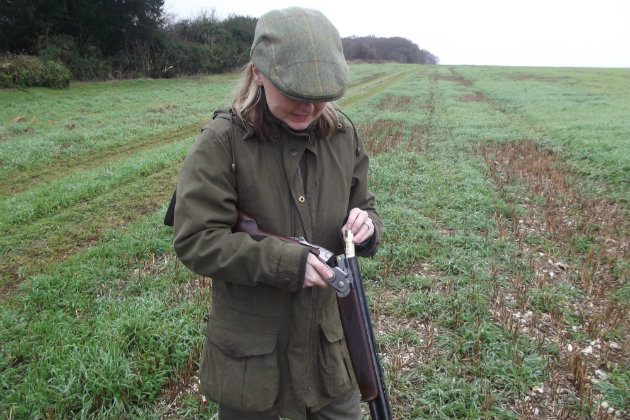 cartridge review by female Gun