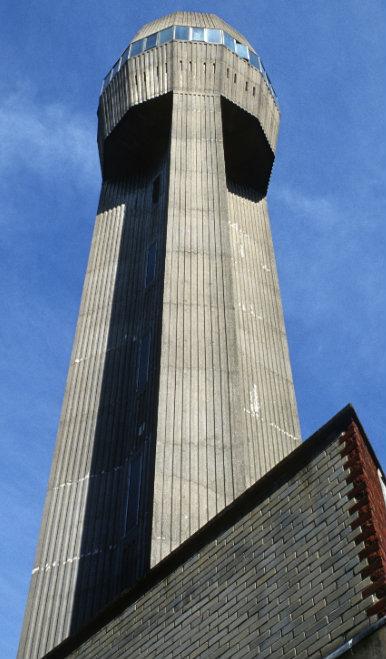 William Watts' rebuilt tower in Bristol