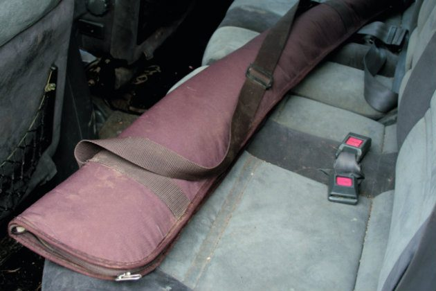 Can You Leave Rifles And Shotguns Unattended In Cars
