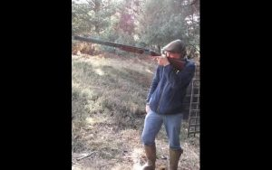 pigeon shooting masterclass
