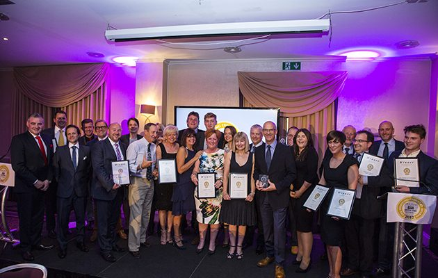 Shooting Industry Awards winners